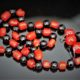 Coral and onyx set zadara jewels