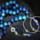 Blue onyx set zadara jewels