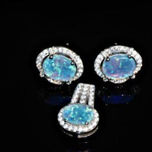 Duo opal set zadara jewels