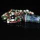 Fluorite pearl necklace zadara jewels