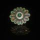 Jaipur brooch zadara jewels