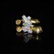 Pearl-cluster-earrings zadara jewels